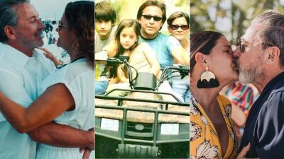 📸 Después de 30 años juntos y tres hijos, Ricardo Montaner se casa por sexta ocasión con la misma mujer