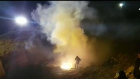 Cancillería de México pide explicaciones a EEUU sobre el uso de gases lacrimógenos contra migrantes en la frontera