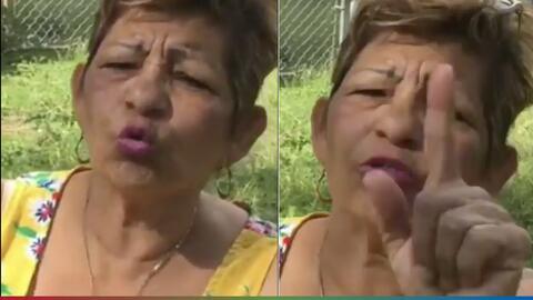 """(Video) """"Uno tiene que ahorrar porque el hombre se va con otra"""": Doñita da un consejo para las mujeres"""