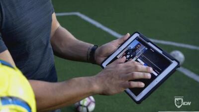 RD-Tech: un balón inteligente que ayudará a mejorar tu técnica futbolística