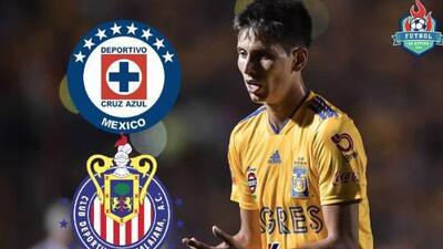 Jürgen Damm, el objeto del deseo para Chivas y Cruz Azul