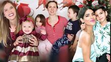 Los hijos de los famosos vivieron el día de los Reyes Magos con mucha emoción y regalos