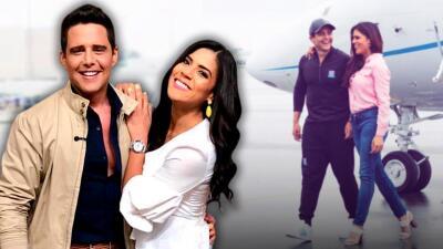 Alejandro Chabán recuerda cuando conoció a Francisca Lachapel y cómo lo cautivó (ella le responde)