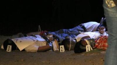 Arrojaron 21 cadáveres a calles en Morelia con advertencias