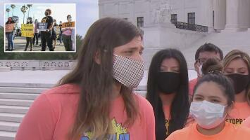 """""""Juntos podemos llegar lejos"""": dreamers llaman a la unidad tras la decisión de la Corte Suprema sobre DACA"""