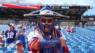 El adiós de 'Pancho Billa', el destacado fanático mexicoamericano de los Bills