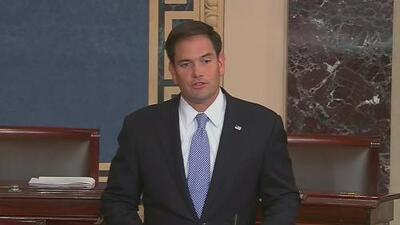 Senador Marco Rubio explica por qué Estados Unidos sancionó a la vicepresidenta de Nicaragua