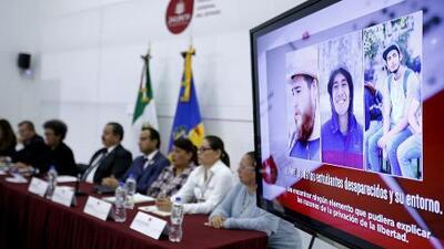 Estudiantes desaparecidos en Jalisco fueron asesinados y disueltos en ácido, según autoridades de México