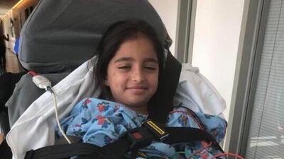 """""""Quería ayudar, pero tenía que huir"""", dice la niña de 8 años que sobrevivió al tiroteo en una sinagoga de California"""
