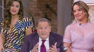 """""""Adamari, le pido disculpas"""": Raúl de Molina aclara lo que le dijo a Clarissa Molina"""