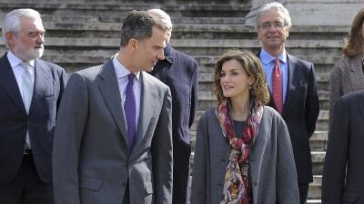 Los mensajes comprometedores de los reyes de España a un imputado en escándalo bancario