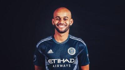 OFICIAL: El nuevo '9' del New York City FC es el brasileño Héber