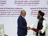 Estados Unidos y el Talibán firman un histórico acuerdo que busca poner fin a la guerra en Afganistán