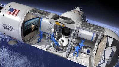 En video: El hotel espacial en el que podrás ver 16 amaneceres en un solo día