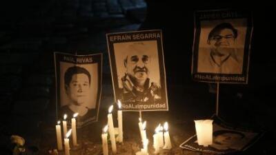 Los periodistas de Ecuador merecen seguridad y libertad para ejercer su profesión