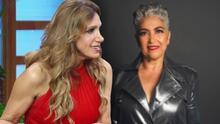 Lili cree que jamás habría reconocido a Amanda Miguel en persona tras su cambio de look
