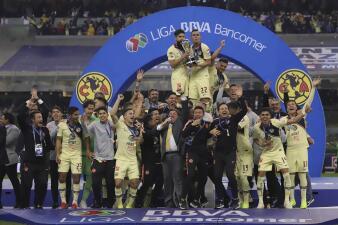 En fotos: el camino del América para conquistar su título 13 de la Liga MX