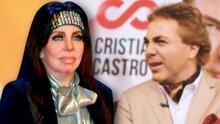 """""""Cállense ya"""": Verónica Castro pide a las """"gentes con bocas sucias"""" que no hablen de ella ni de su hijo Cristian"""