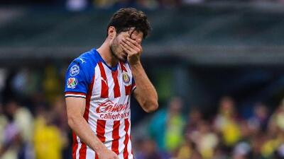 OFICIAL: La sanción a Antonio Briseño por lesión sobre Giovani