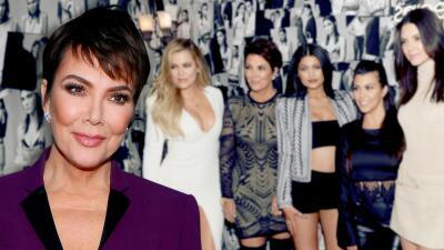 Kris Jenner reconoce que tiene un búnker en su casa para protegerse de una gran amenaza