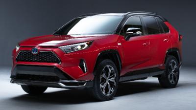 Toyota planea ampliar su portafolio con la primera RAV4 híbrida enchufable