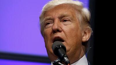 """Donald Trump: """"Hoy el mundo marca la muerte de un brutal dictador que ha oprimido a su propio pueblo"""""""