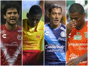La lucha por no descender estará ardiente en el Clausura 2017