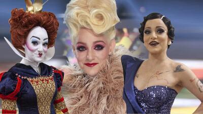 Los vestuarios de Lola Cortés en Mira Quién Baila 2018