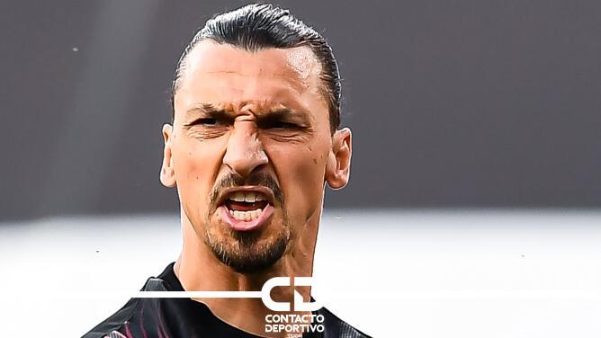 Iván Zamorano piensa que Milan le debería renovar el contrato a Zlatan Ibrahimovic
