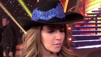 Rosie Rivera culpa al abuso sexual que sufrió de tener apagado su lado sensual (que le piden en Mira Quién Baila)