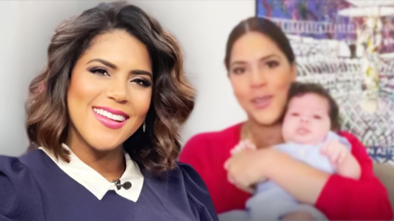 'Lista para tirar la chancleta': Francisca habló de su regreso a la TV y sus temores por dejar a Gennaro