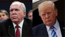 """""""No le importa el bienestar de su pueblo"""": John Brennan sobre Donald Trump"""