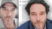 """El actor Rodrigo Mejía venció """"fuertes depresiones"""" tres meses antes de morir de covid"""