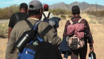Rescatan a 42 migrantes en Tamaulipas