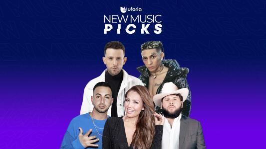 ¡Otro viernes de música nueva! Thalía, El Fantasma, Justin Quiles, Khea, Messiah y más artistas te pondrán a bailar