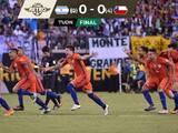 Futbol Retro | Chile, la peor pesadilla de Messi, es Bicampeón de América