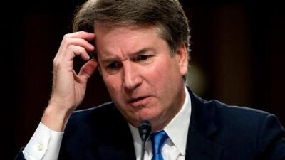 Vieja acusación por conducta sexual inapropiada complica la confirmación de Kavanaugh para la Corte Suprema