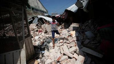 México sigue buscando víctimas tras el devastador terremoto de 8.2 Richter