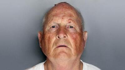 Muestras de ADN llevaron al arresto del 'Asesino del Golden State', un expolicía de 72 años