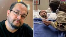 Familia de Andrés Banda dice que un juez no autorizó que el hospital lo desconectara del respirador