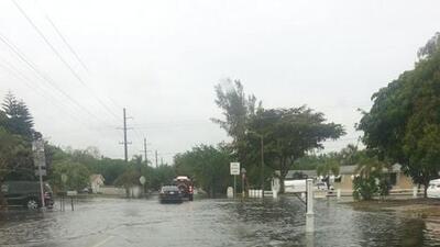 Miami sufrió el invierno más lluvioso de su historia debido a El Niño