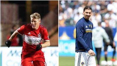 Jornada 7: Schweinsteiger vs. Zlatan, 'Tata' contra Vieira en duelo de líderes, el debut de Darwin Quintero