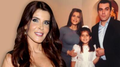 Adriana Cataño asegura que Jorge Salinas fue un padre ausente para su hija, pero no le guarda rencor