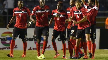 Trinidad  y Tobago 6-0 San Vicente: Los Trinitarios golean y se acercan al hexagonal final
