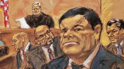 ¿Cuál podría ser la sentencia de 'El Chapo' tras haber sido declarado culpable?