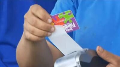 Anuncian reducción del efectivo en el Programa de Asistencia Nutricional