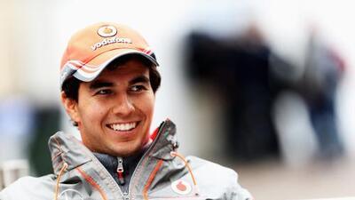 'Checo' Pérez explicó porqué rechazó regresar a McLaren