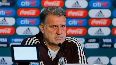 """Martino: """"No todos los convocados estarán jugando 90 minutos en sus equipos"""""""