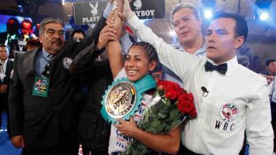 Yessica Chávez defendió con éxito ante María Magdalena Rivera