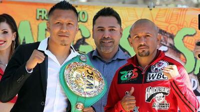 Francisco 'Bandido' Vargas y Orlando 'Siri' Salido prometen pelea legendaria